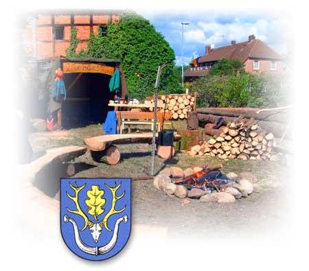 Wappen der Gemeinde Linsburg