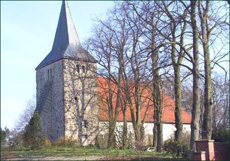 Die Steimbker Kirche.
