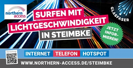 Kampagne Northern Access in SG Steimbke © Northern Access
